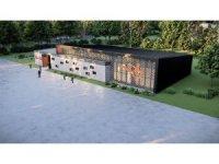 Ankara'ya yeni kapalı spor salonu