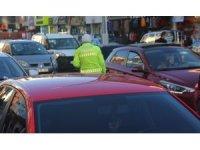 Erzincan'da trafiğe kayıtlı araç sayısı Mart ayı sonu itibarıyla 61 bin 978 oldu