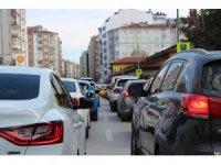 Eskişehir'de trafiğe kayıtlı araç sayısı 300 bini geçti
