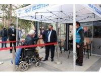Talas Belediyesi'nden bir sosyal sorumluluk projesi daha: 'Biz pişirelim siz ulaştırın'
