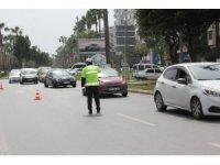 Mersin, trafiğe kayıtlı taşıt sayısında 8'inci sırada