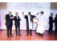 Rektör Polat'tan Çad Cumhurbaşkanı için taziye mesajı