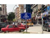 Elazığ'da Covid-19 tedbiri, 3 cadde araç trafiğine kapatıldı