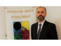 Bayburt Üniversitesi'nin yeni Rektörü Prof. Dr. Mutlu Türkmen oldu