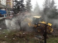 Keçiören'de '2 yılda 2 bin 300 metruk yapı' yıkıldı