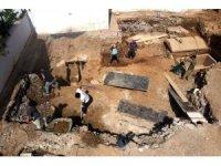 Bodrum'da heyecanlandıran kazı devam ediyor