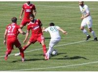 3. Lig: Osmaniyespor FK: 1 - Somaspor: 1