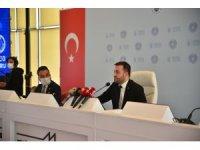 Bursa Büyükşehir'in 2020 yılı faaliyet raporuna onay