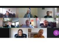 DPÜ Uluslararası Projeler Araştırma Ekibinden bilgilendirme toplantısı