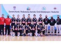 Turgutlu Belediyespor İstanbul'dan lider olarak döndü
