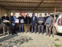 Osmaneli'de arı üreticilerine yüzde 50 hibeli ilaç dağıtımı yapıldı
