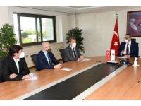 Türkiye'nin ilk Tarım Teknoparkı için imzalar atıldı