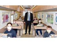 """Başkan Aydın: """"Çocuklarımız için ne yapsak azdır"""""""