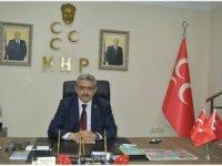 MHP Aydın İl Başkanı Alıcık'ın 23 Nisan mesajı
