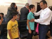 Başkan Dağtekin'den 23 Nisan Ulusal Egemenlik ve Çocuk Bayramı mesajı