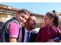 Ürgüp Belediye Başkanı Aktürk, 23 Nisan Ulusal Egemenlik ve Çocuk Bayramı mesajı yayınladı