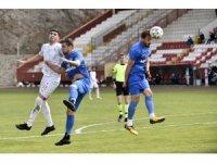 2. Lig: Gümüşhanespor: 0 - Sarıyer: 3