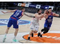 THY Euroleague: Anadolu Efes: 91 - Real Madrid: 68