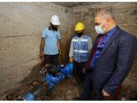 DİSKİ, uzaktan kontrolle su kesintilerinin önüne geçiyor