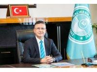 Rektör Kuş'tan Cumhurbaşkanı Erdoğan'a kız yurdu için teşekkür