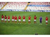 Sivasspor'da Denizli maçı kadrosu açıklandı
