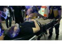 Bursa'da kavga ihbarına giden polis ekibine silahlı saldırı: 1'i polis, 2 yaralı
