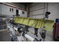 TUSAŞ, Spirit'e toplam 200 uçaklık set teslimi gerçekleştirdi