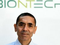 Uğur Şahin'in şirketi BioNTech'in hisselerinde deprem