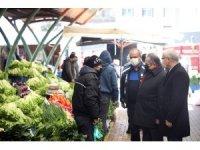 Talas'ta 3 bölgede pazar kurulacak