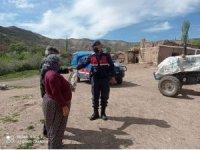 Sungurlu'da 72 kişinin ihtiyaçları karşılandı