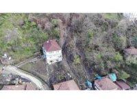 Zonguldak'ta heyelan nedeniyle 4 ayda 51 konut tahliye edildi