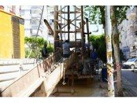 Ulus Mahallesi'nin yağmur suyu sorunu çözülüyor