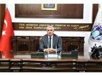 Başkan Güder'den Kadir Gecesi mesajı