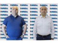 Tüp mide ameliyatı sayesinde 148 kilodan 87 kiloya düştü