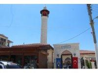 Afrin'deki Ömer Bin Hattap Camii restore edildi