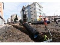 Altınordu Belediyesi kısıtlamada çalışmaları sürdürüyor
