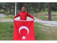 Osmancıklı pehlivan 41 yıldır güreş tutuyor