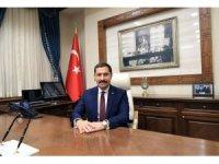 """Amasya Valisi Masatlı: """"İlimizde Nisan ayında yaklaşık 5 bin kişiye toplamda 16,5 milyon lira destek sağlandı"""""""