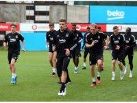 Galatasaray derbi hazırlıklarını tamamladı