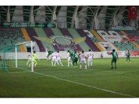 TFF 1. Lig Akhisarpor: 1 - Ümraniyespor: 1