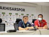 """Mustafa Ali Göksu: """"Futbolcu kardeşlerimiz sezonun son maçını galibiyetle kapatmak istediler ama olmadı"""""""