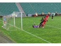 2. Lig: Kocaelispor:5 - Gümüşhanespor: 0
