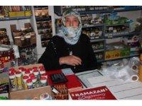 Parasını çalan hırsızları yakalayan yaşlı kadın konuştu