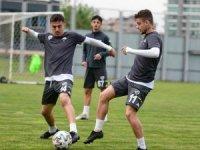 Bursaspor sezonun son antrenmanını gerçekleştirdi