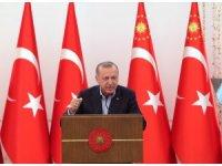 """Cumhurbaşkanı Erdoğan: """"Sessiz kalan herkes bu zulme ortaktır"""""""