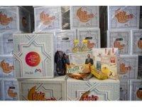 Mersin Büyükşehir Belediyesinden, çölyak hastalarına glütensiz gıda kolisi