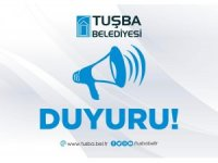 Tuşba Belediyesinden kura çekimi duyurusu