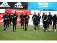 Beşiktaş, Karagümrük hazırlıklarına başladı