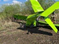 Rusya'da bakım işçisi küçük uçak kaçırdı