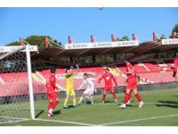 TFF 1. Lig: Balıkesirspor 0 - Altınordu: 5